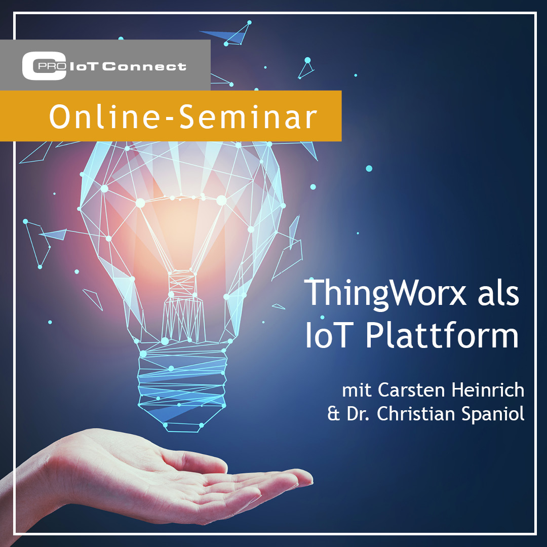 ThingWorx als IoT Plattform