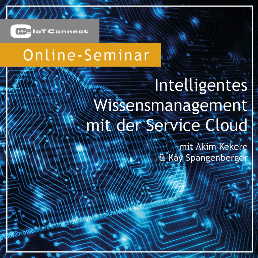 Intelligentes Wissensmanagement mit der Service Cloud