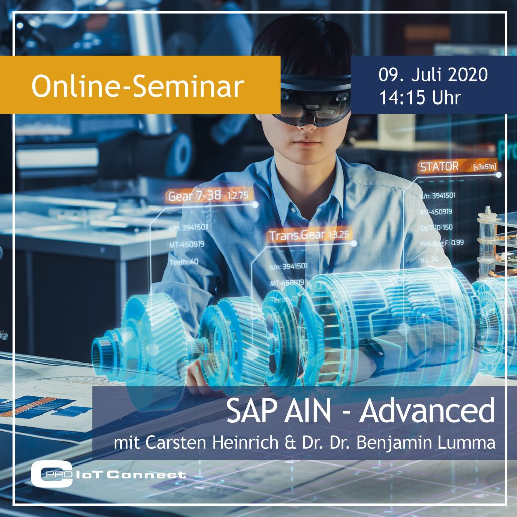 Online-Seminar - SAP AIN Advanced