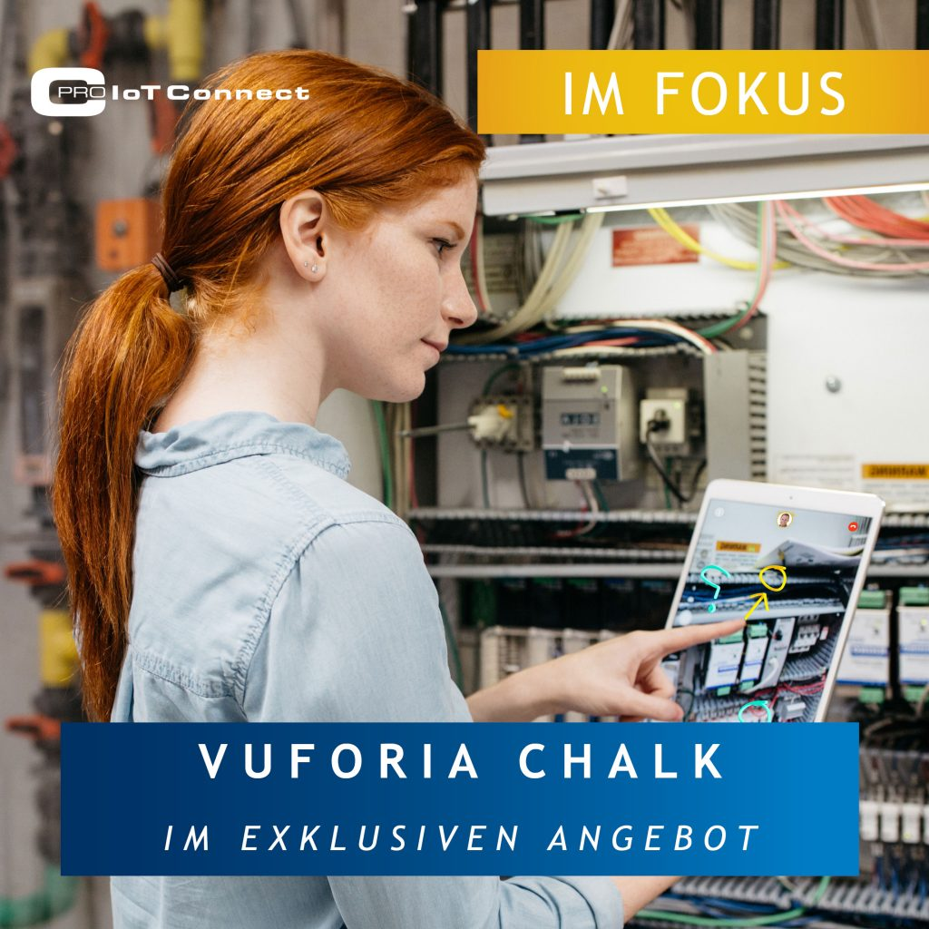Exklusives Angebot - Vuforia Chalk