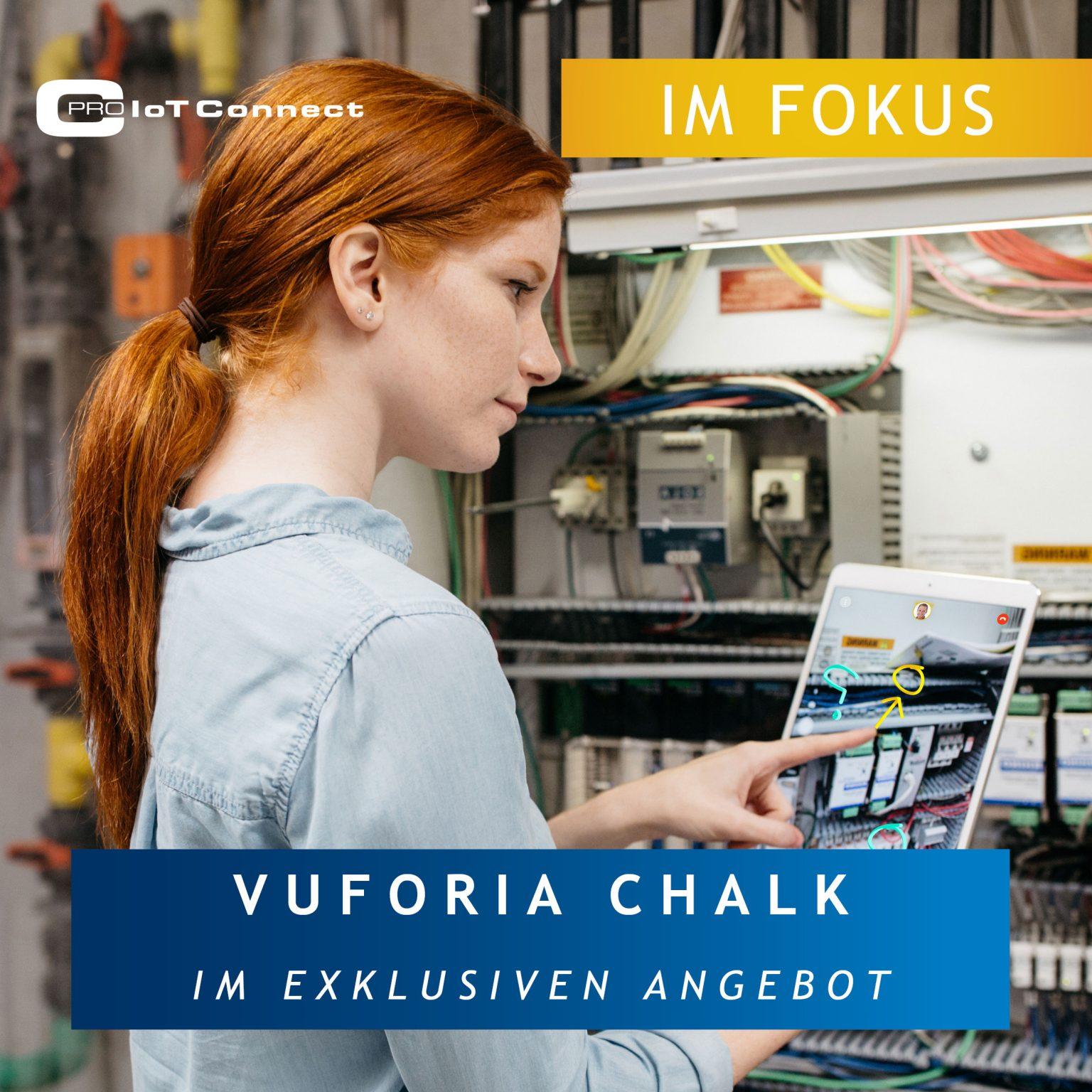 Exklusives Angebot - Vuforia Chalk