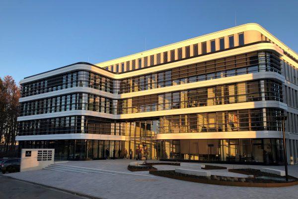Geschäftsstelle Bielefeld Lenkwerk Plaza