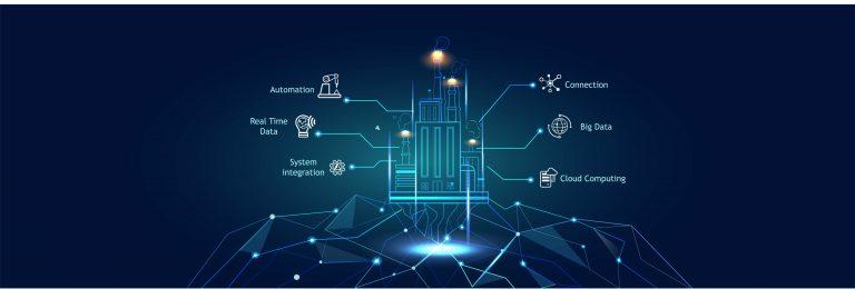 IoT Plattform - Titelbild
