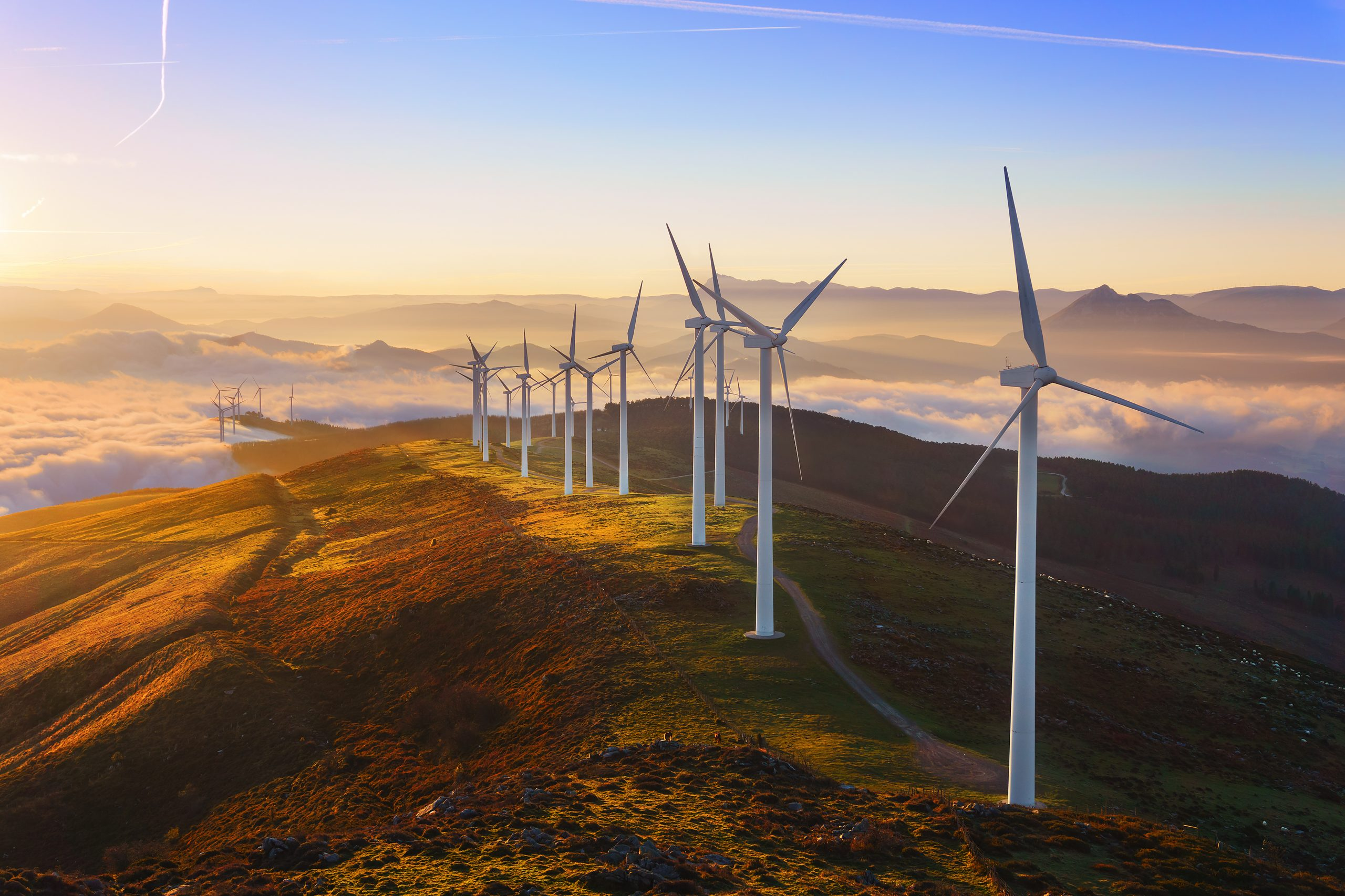 Kaiserwetter Windpark