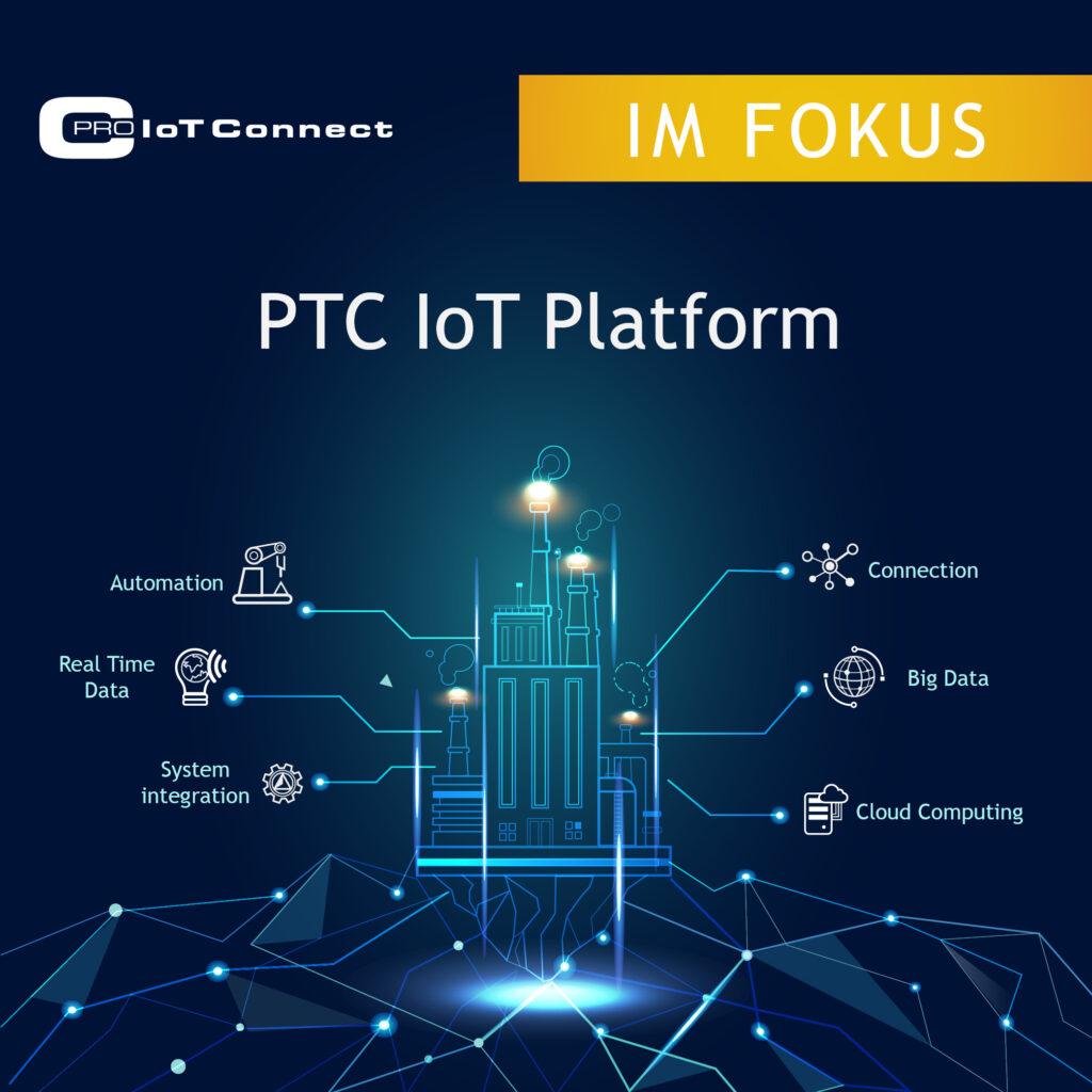 PTC IoT Platform ThingWorx