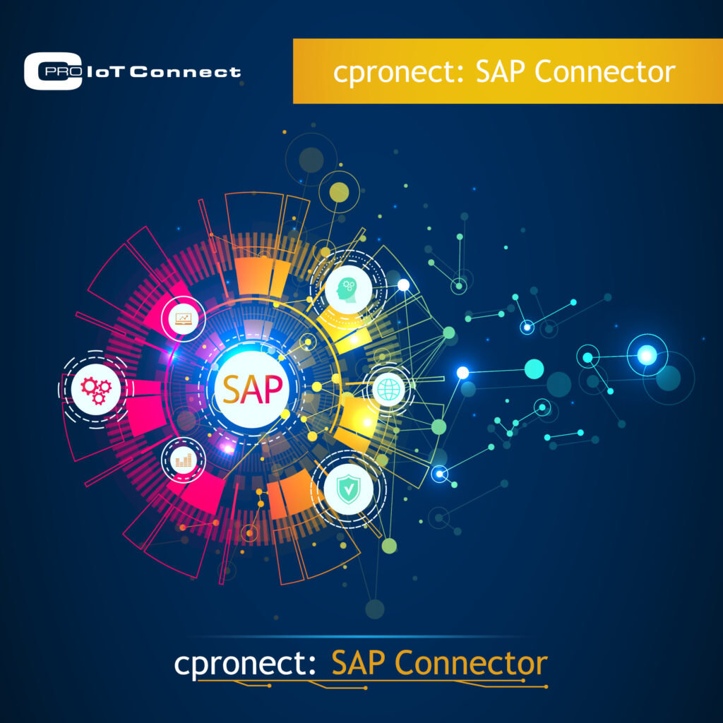 cpronect SAP Connector